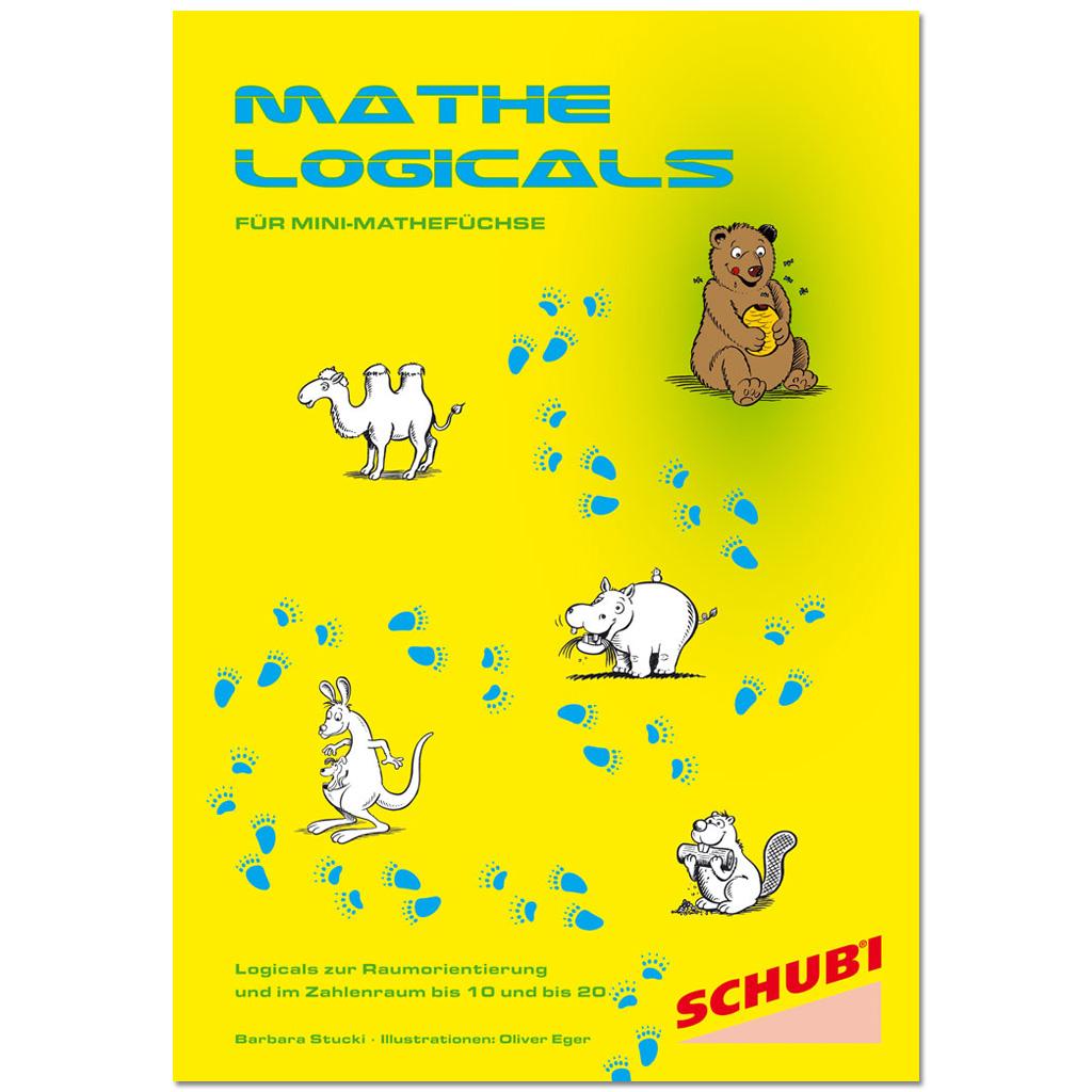 Mathe-Logicals – Für Mini Mathefüchse