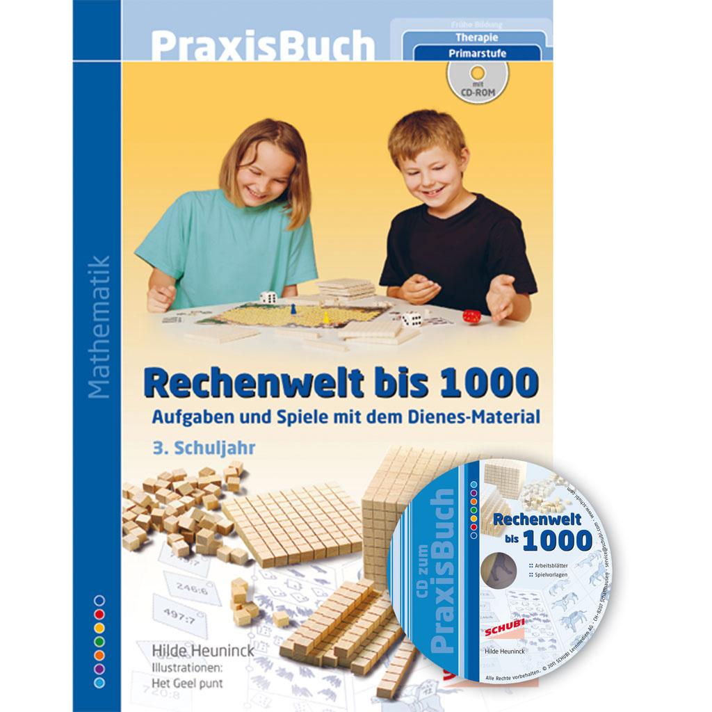 Praxisbuch Rechenwelt bis 1000