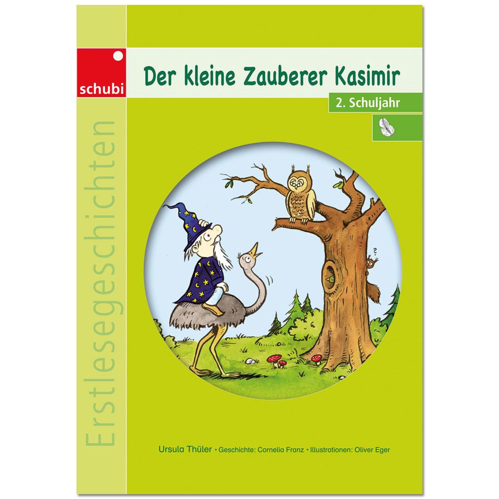 Erstlesegeschichten – Der kleine Zauberer Kasimir