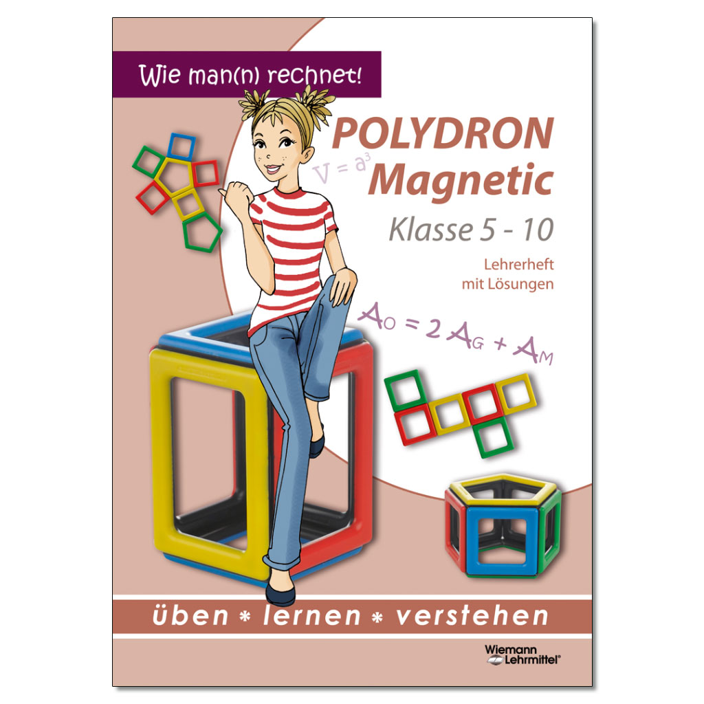 Lehrerheft - Polydron Magnetic