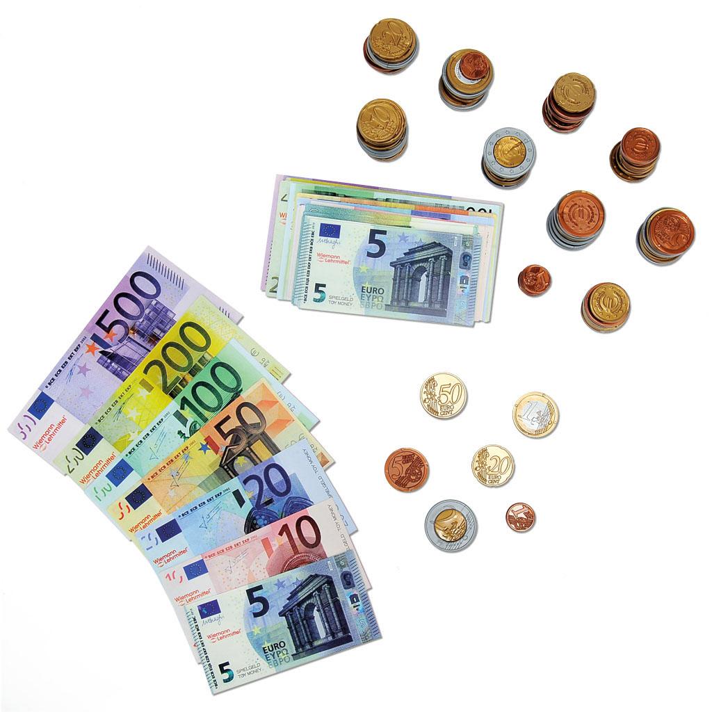 Spielgeld für Schulen