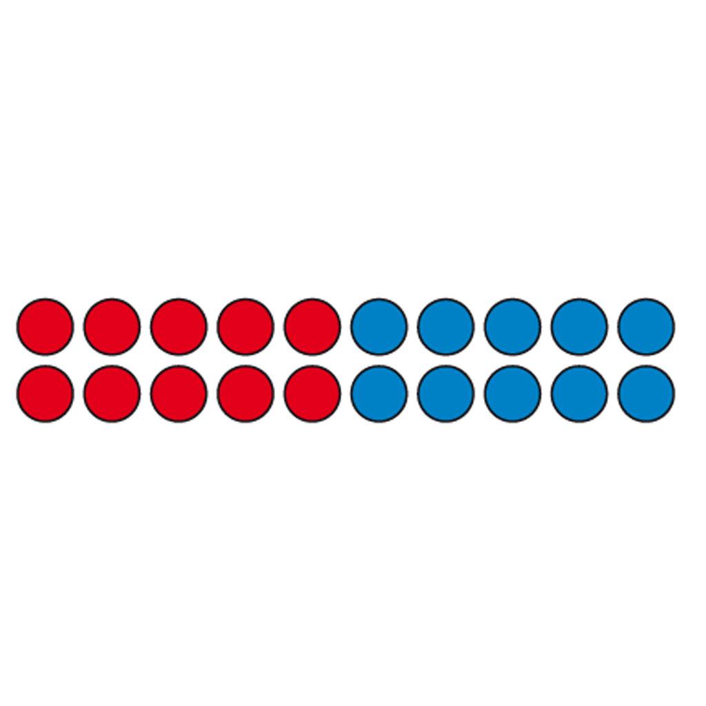 sch ler rechenrahmen 1 20 rot blau bei wiemann lehrmittel kaufen. Black Bedroom Furniture Sets. Home Design Ideas