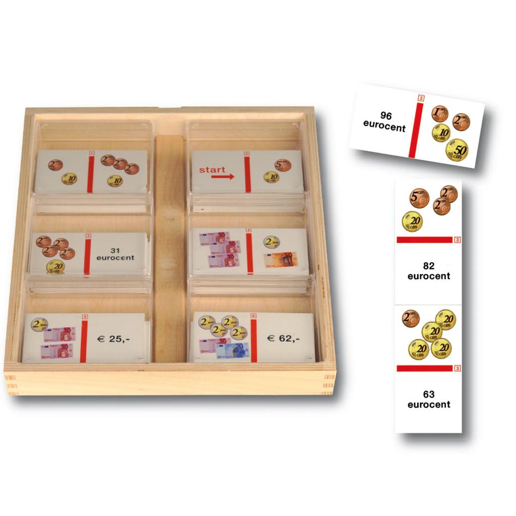 Eurogeld-Domino 1 – Münzen und Geldwert hier online kaufen