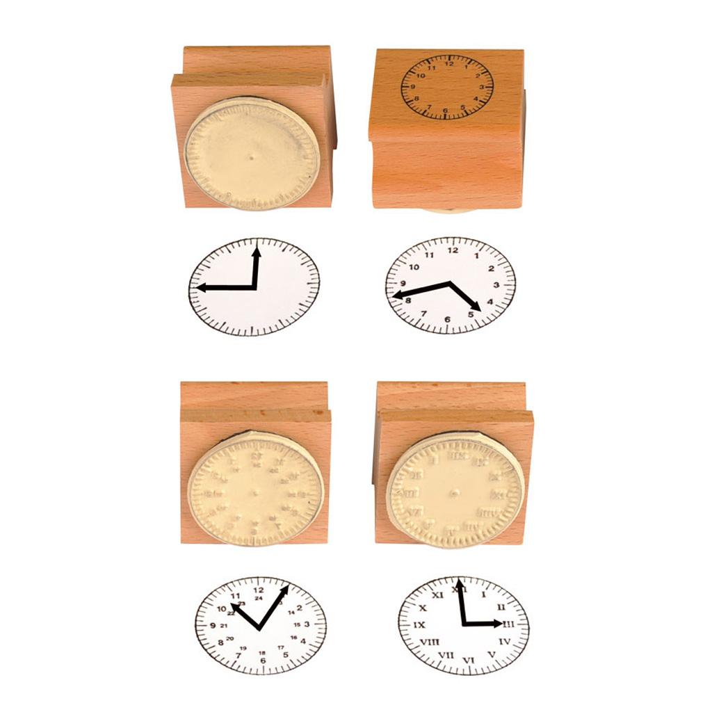 Uhren-Stempel Satz hier onlien bestellen.