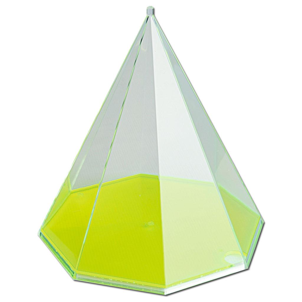 Pyramide mit achteckiger Grundfläche (Füllkörper)