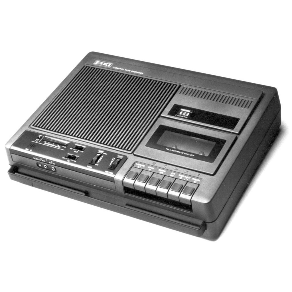 Kassettenrecorder EIKI CTR 5090