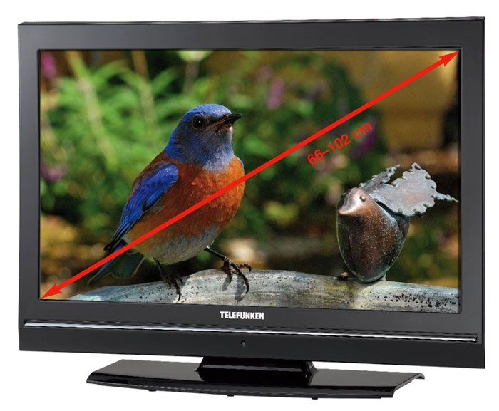 Die Schulfernseher Telefunken TV