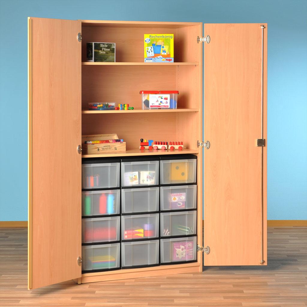 Modulus® Kindergarten- und Klassenraumschrank
