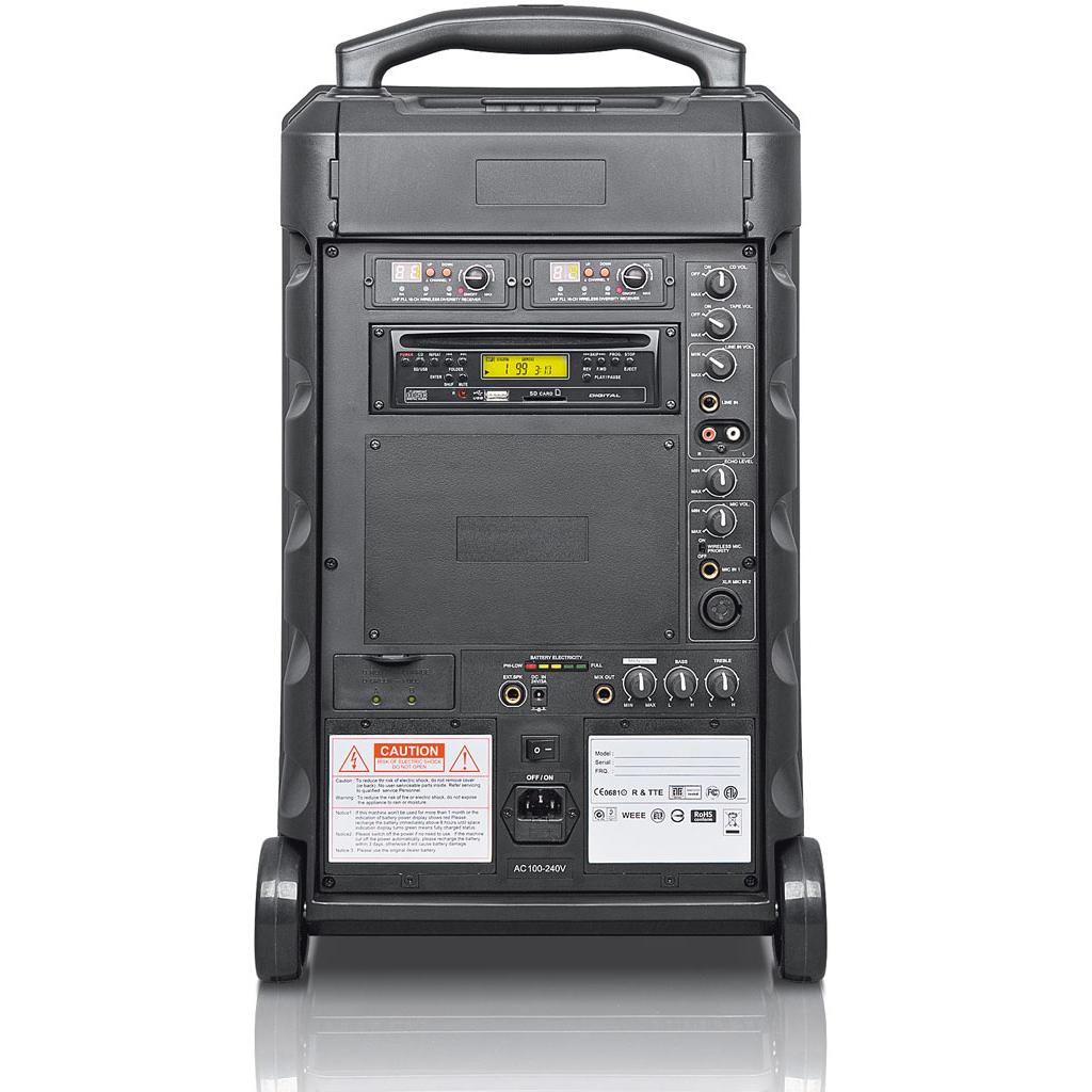 Akku-Sound-Center WL 1000/1