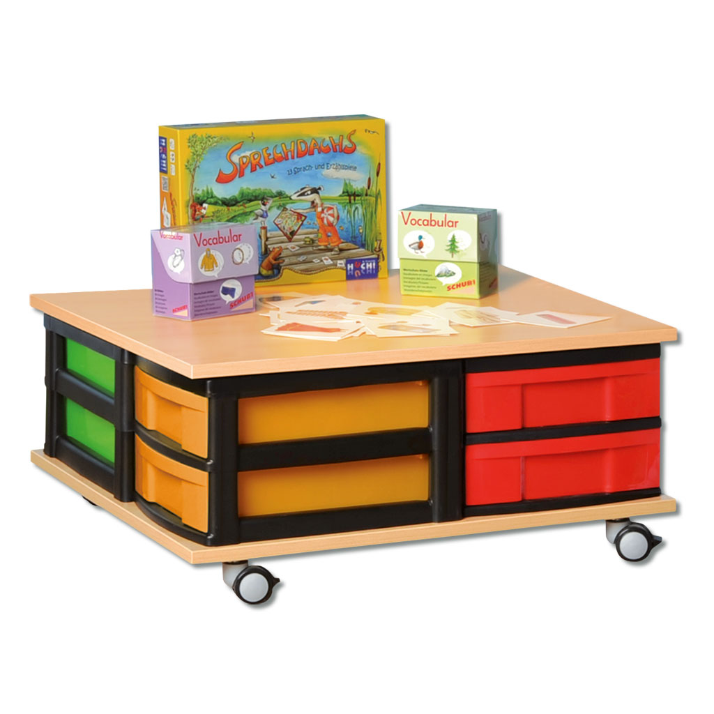 Modulus Spieltisch und Ordnungsstifter