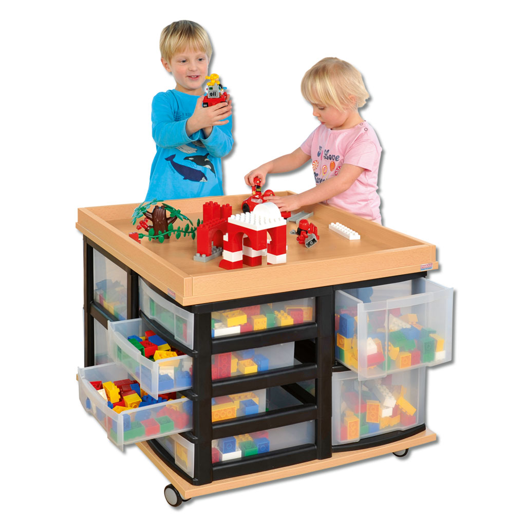 Modulus Bau- & Spieltisch