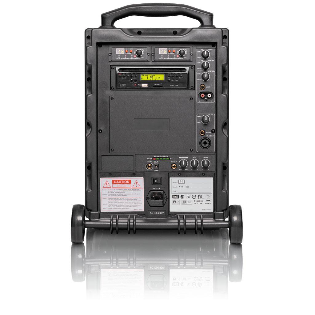 RCS Sound Center SCW 102 Funk - ohne Akku