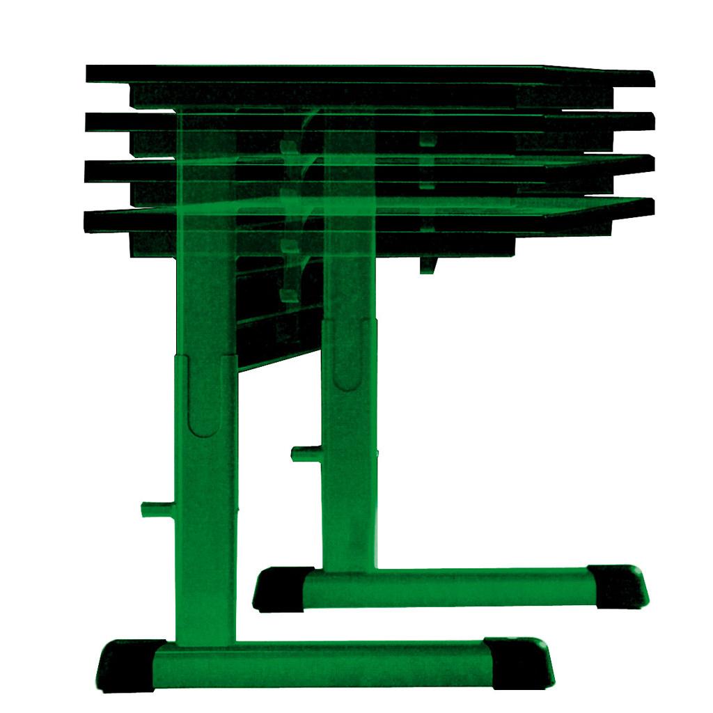 zweier sch lertische modell th mit pu kanten w 4439. Black Bedroom Furniture Sets. Home Design Ideas