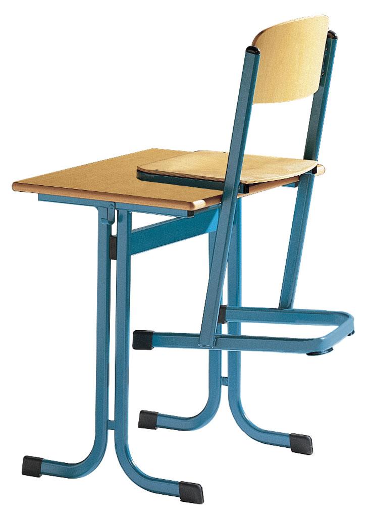 einer sch lertisch modell mt mit pu kanten w 4842. Black Bedroom Furniture Sets. Home Design Ideas