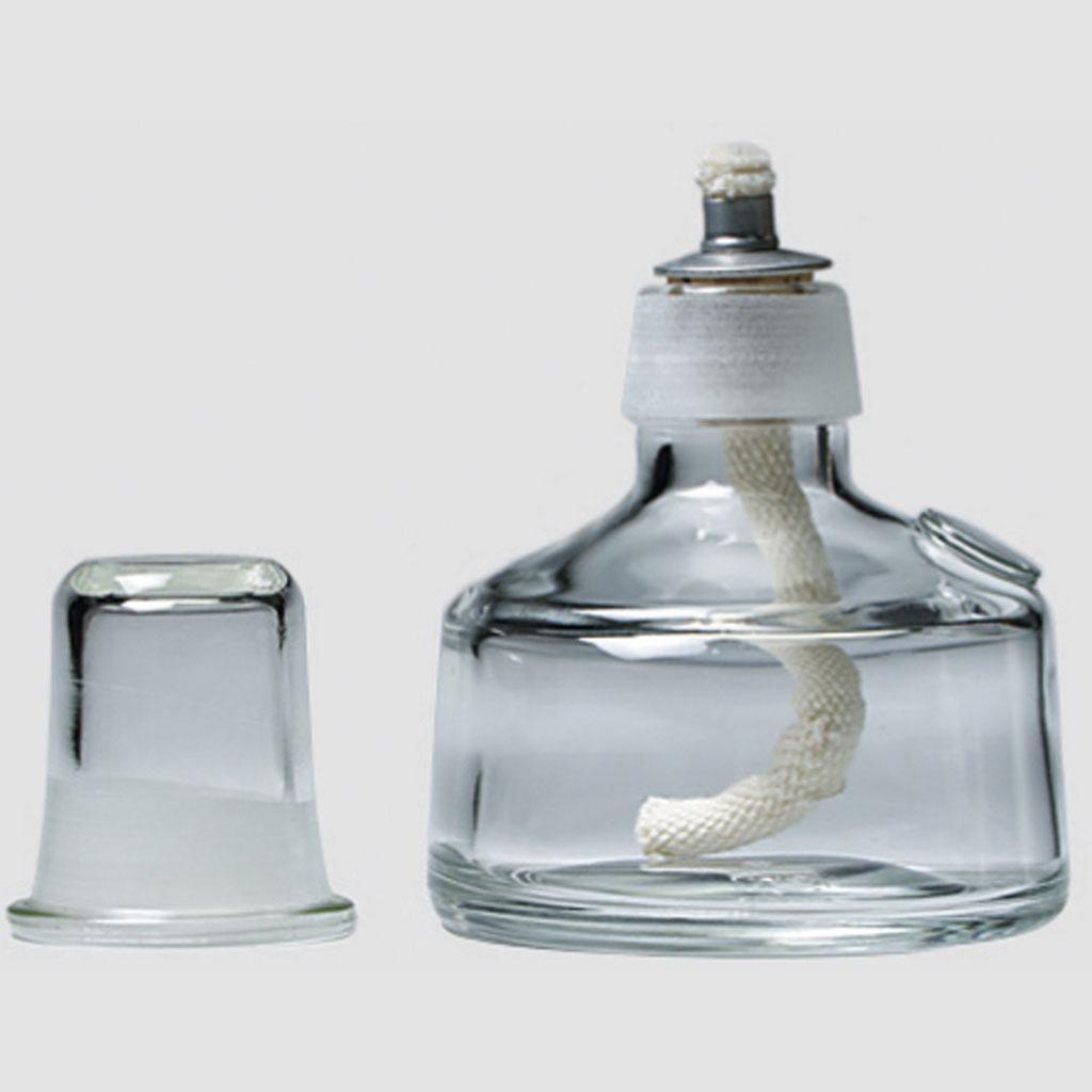 Ersatzdocht für Spiritusbrenner, Glas