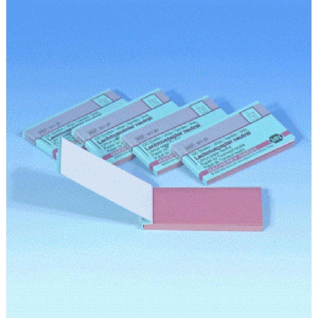 pH-Indikator ohne Farbskala Lackmuspapier neutral