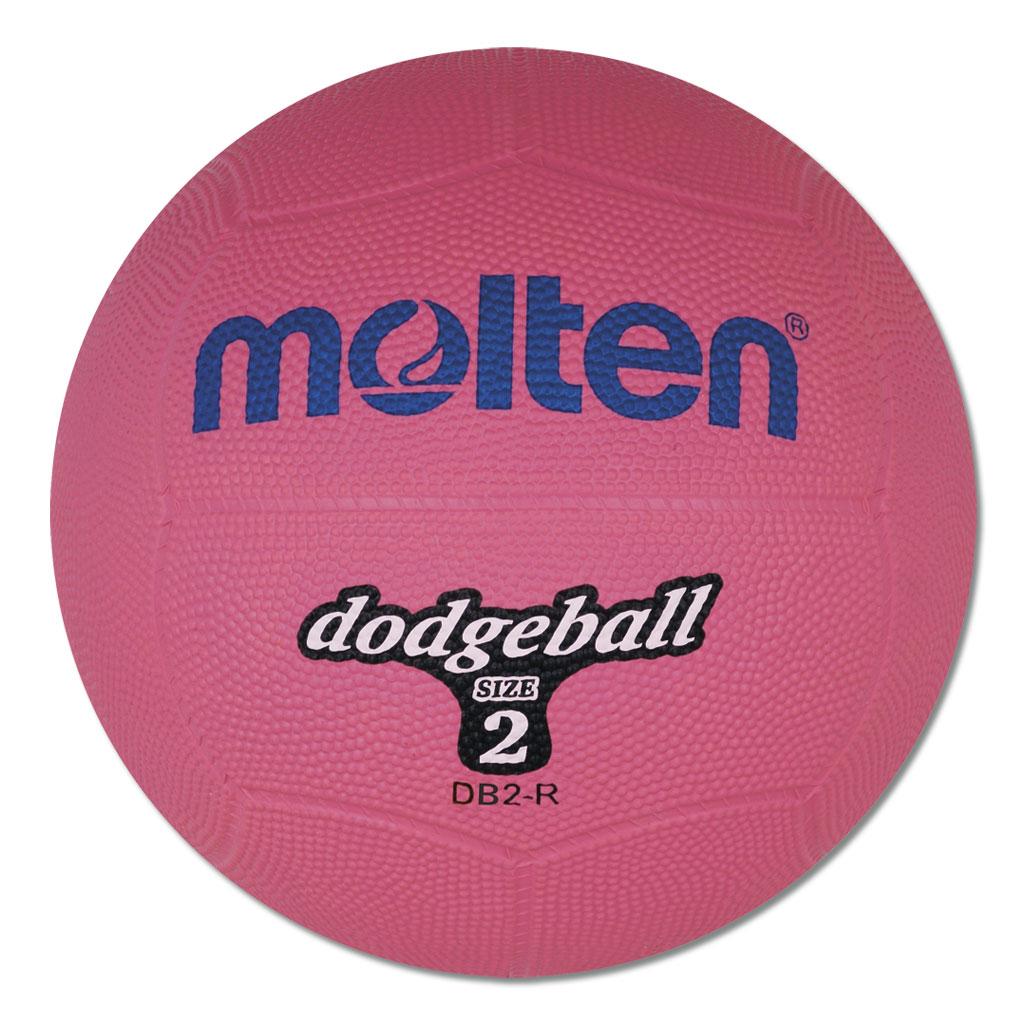 Dodgeball (Völkerball) - MOLTEN® - rot