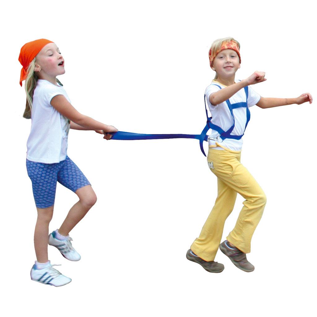 Kinder-Pferdegeschirr aus Nylon