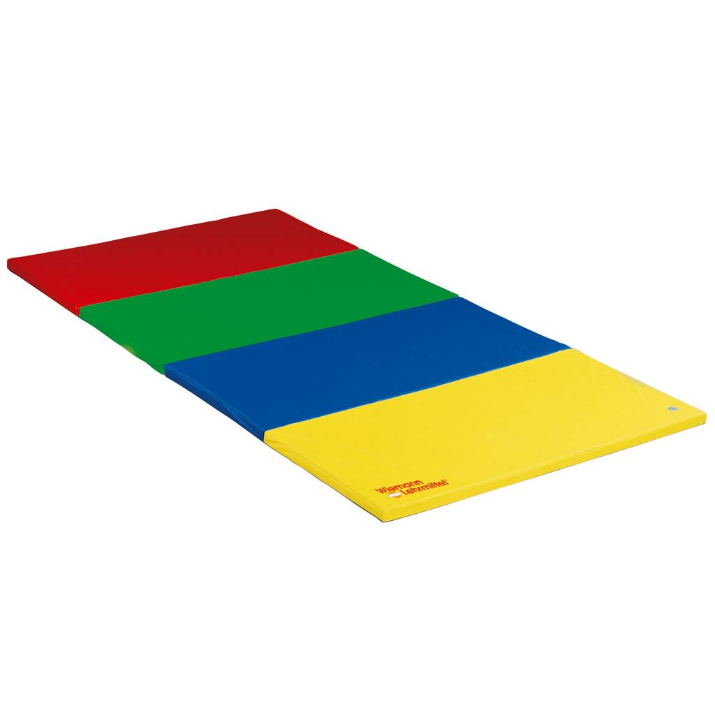 Faltmatte 4-farbig