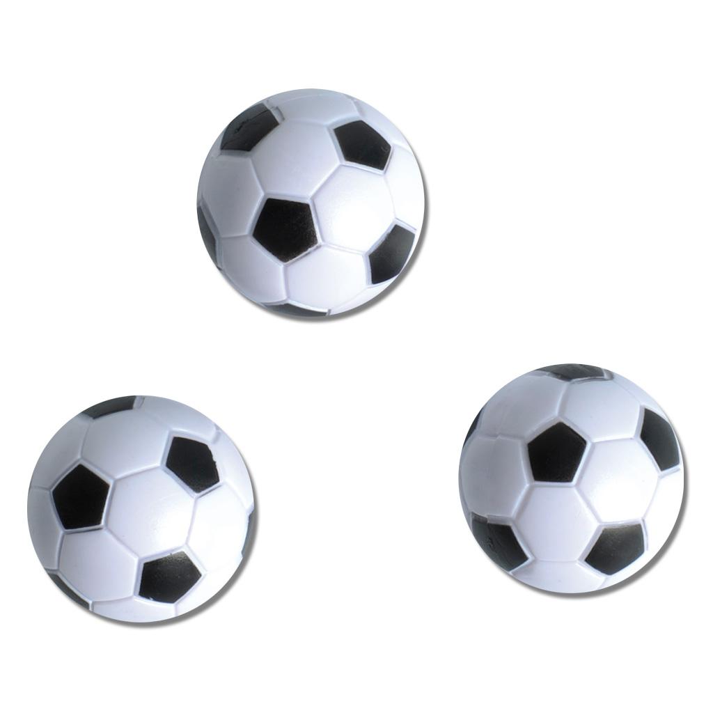Ersatzbälle für Fußballkicker