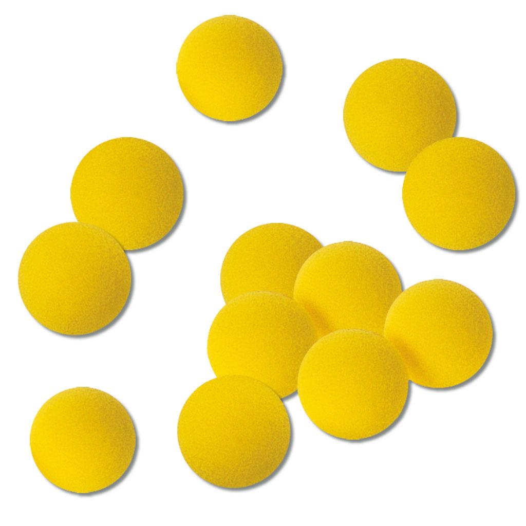 Tischtennis-Softbälle