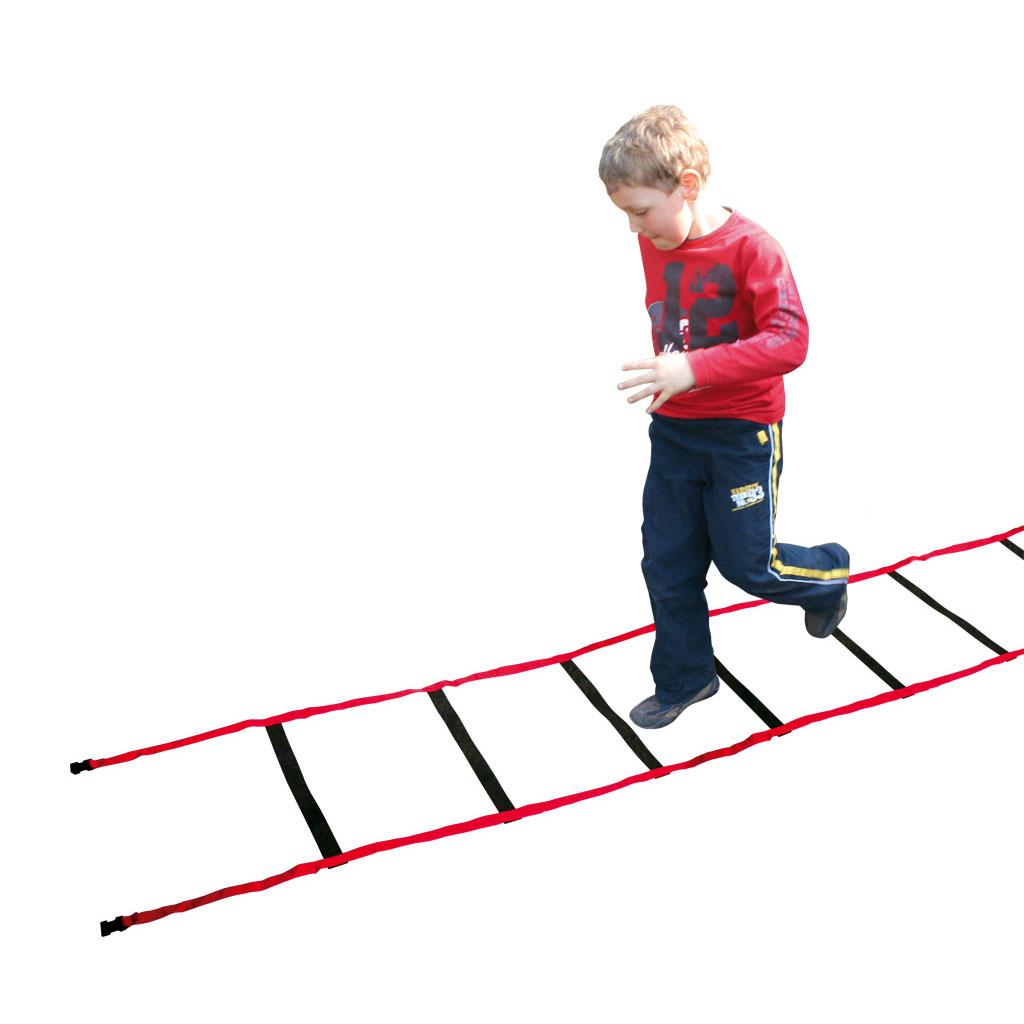 Koordinationsleiter 10 m lang