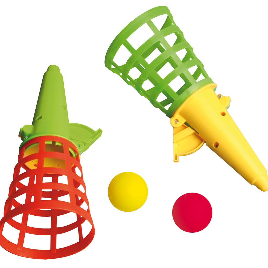 Ballfangspiel Set