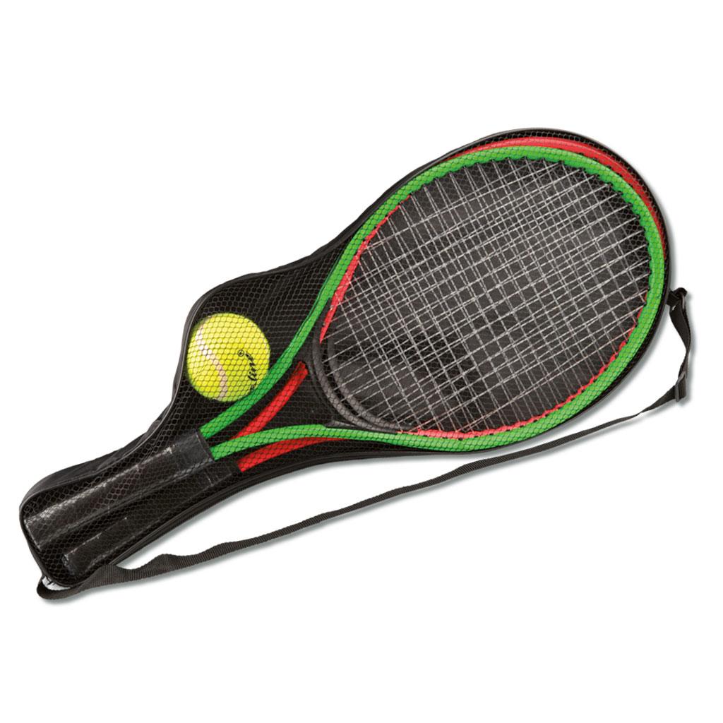 Tennis-Set mit 2 Schlägern
