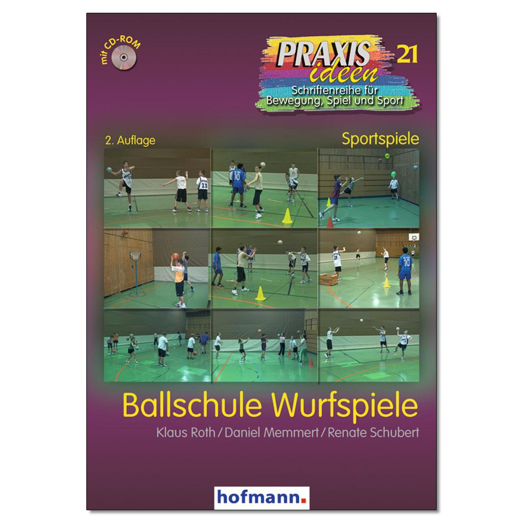 Ballschule Wurfspiele