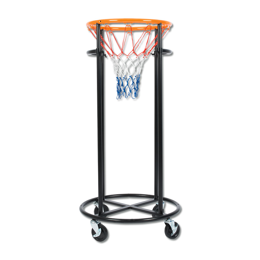Basketballkorb, fahrbar
