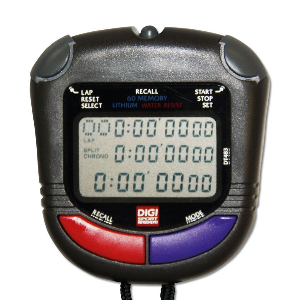 Multifunktions-Stoppuhr DiGi-PC-91