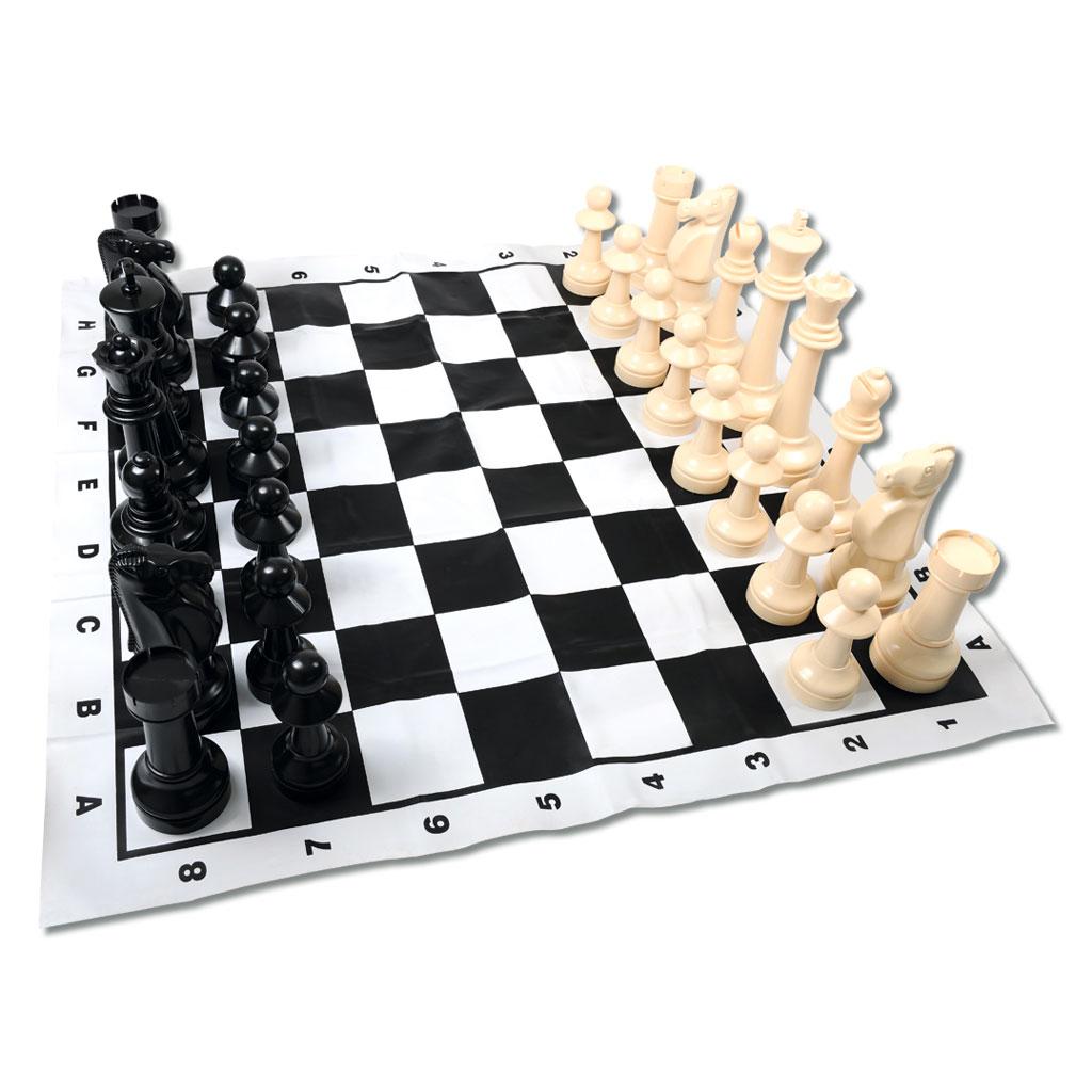 riesen schach f r drinnen und drau en jetzt online bestellen. Black Bedroom Furniture Sets. Home Design Ideas