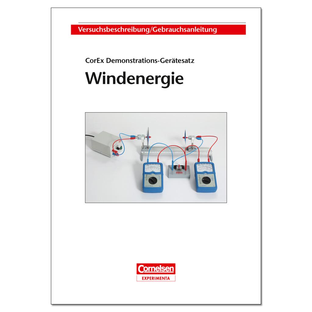 """Demonstrations-Gerätesatz """"Windenergie""""-W-70668"""