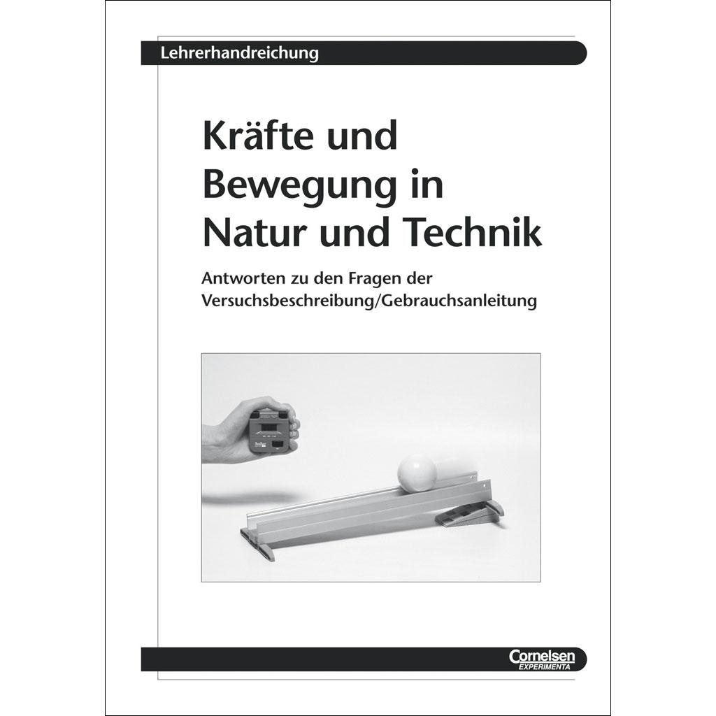 """Gerätesatz """"Kräfte und Bewegungen""""-W-71483"""