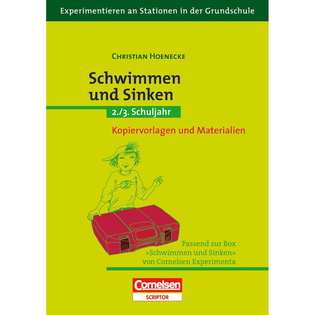 """Experimentierbox """"Schwimmen und Sinken"""" - hier online im WL-Versand"""