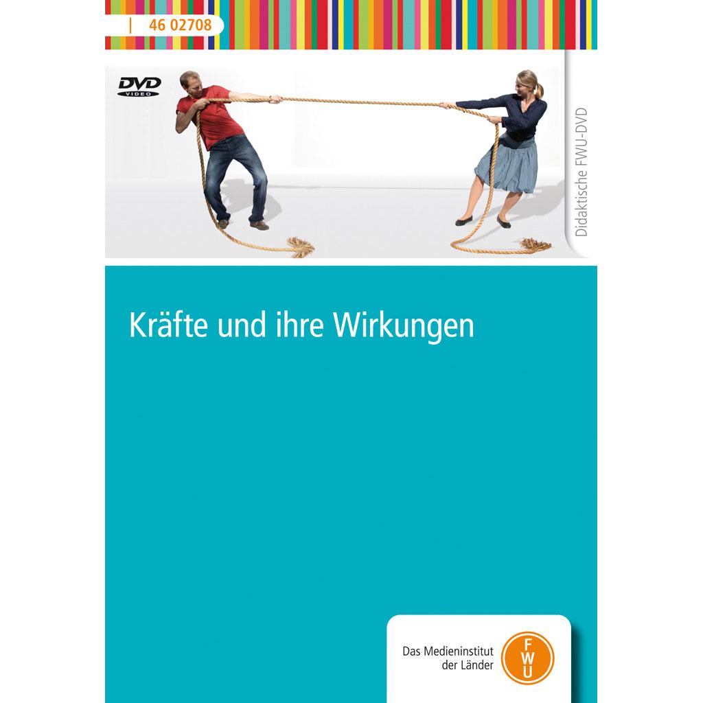 """DVD """"Kräfte und ihre Wirkungen"""""""
