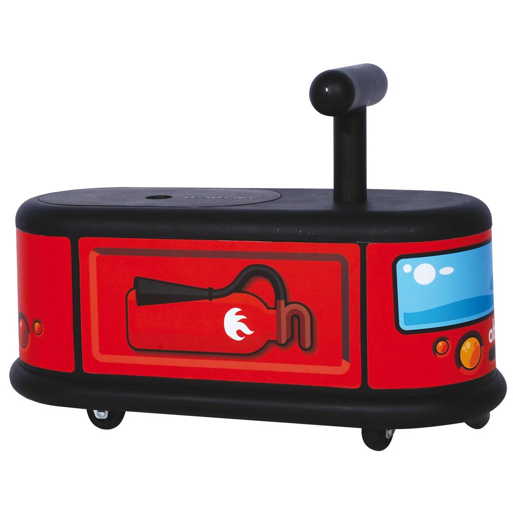Kübelrutscher - Feuerwehr