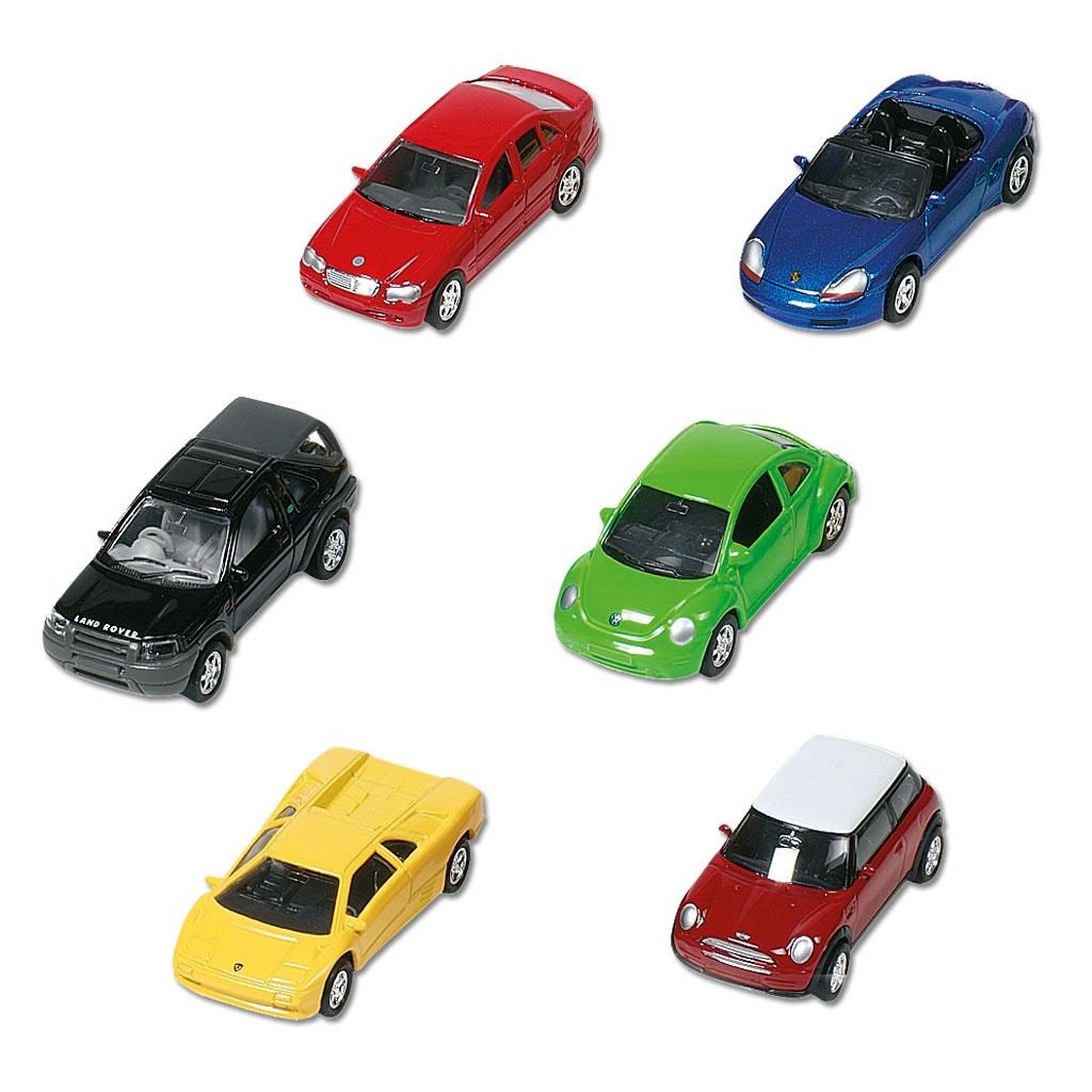 Originalgetreue Modell-Autos