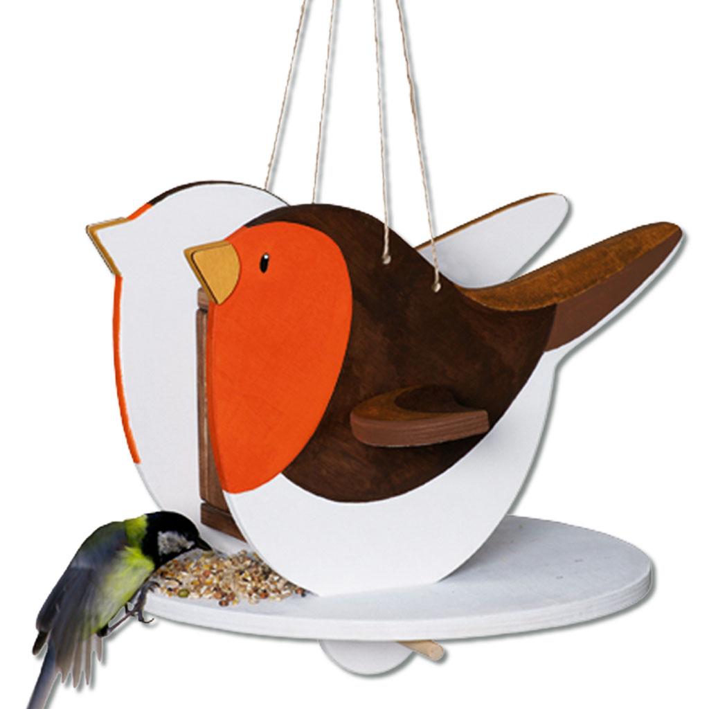Bausatz - Vogelfutter-Wippe