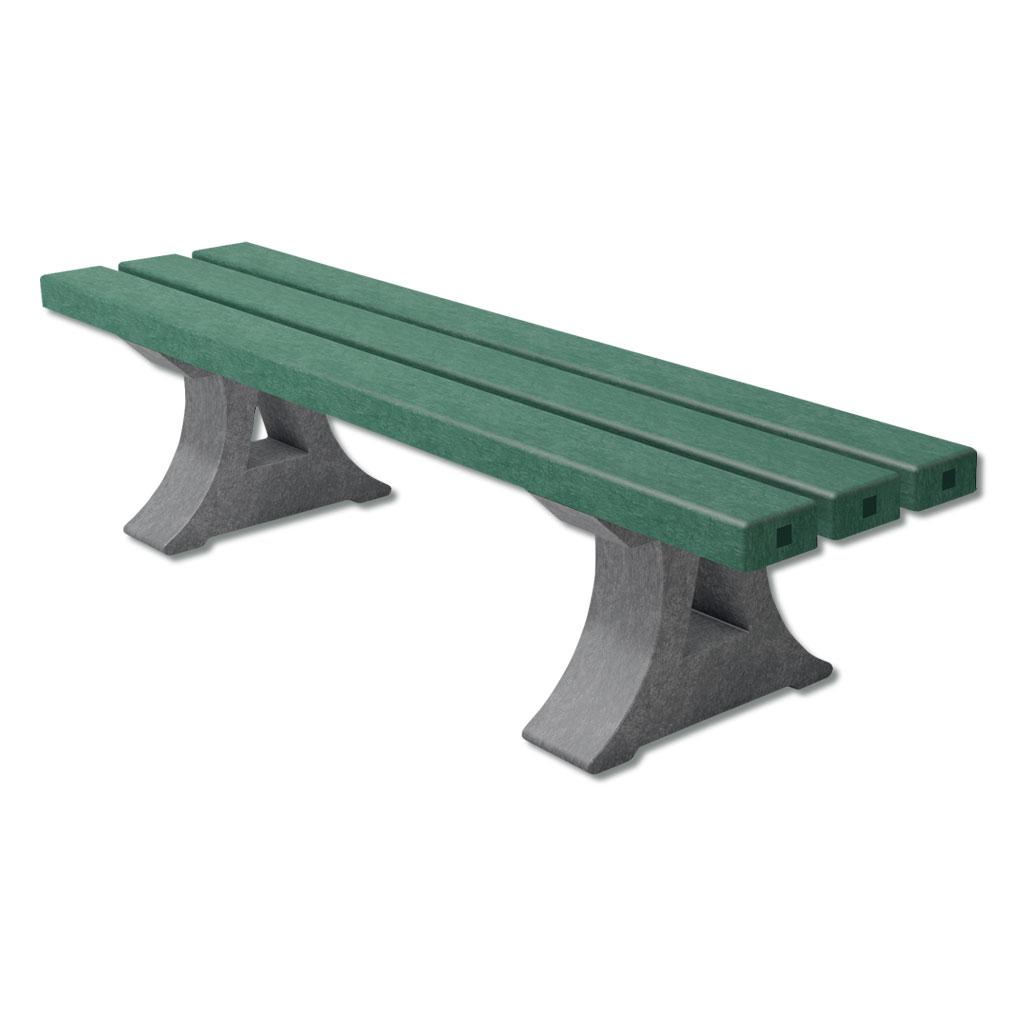 Kindersitzbank - grün