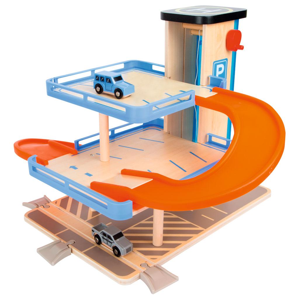 Spielewelt - Parkhaus
