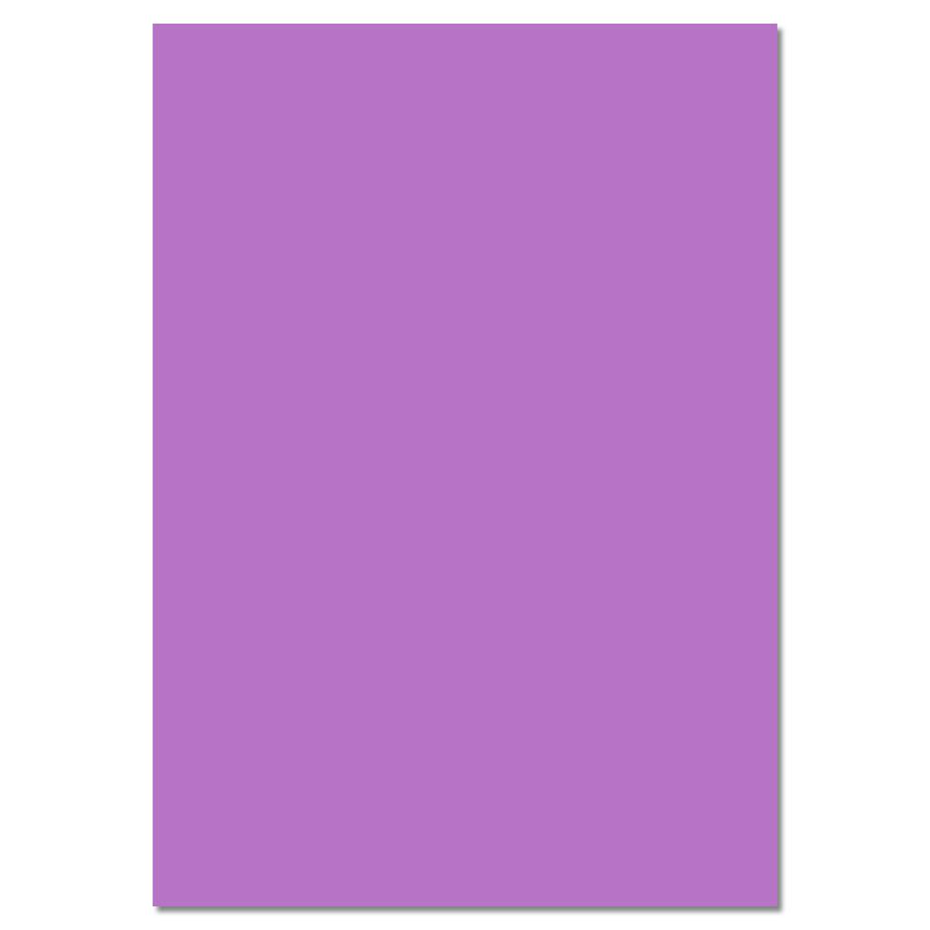 Tonzeichenpapier 130g/m² - flieder
