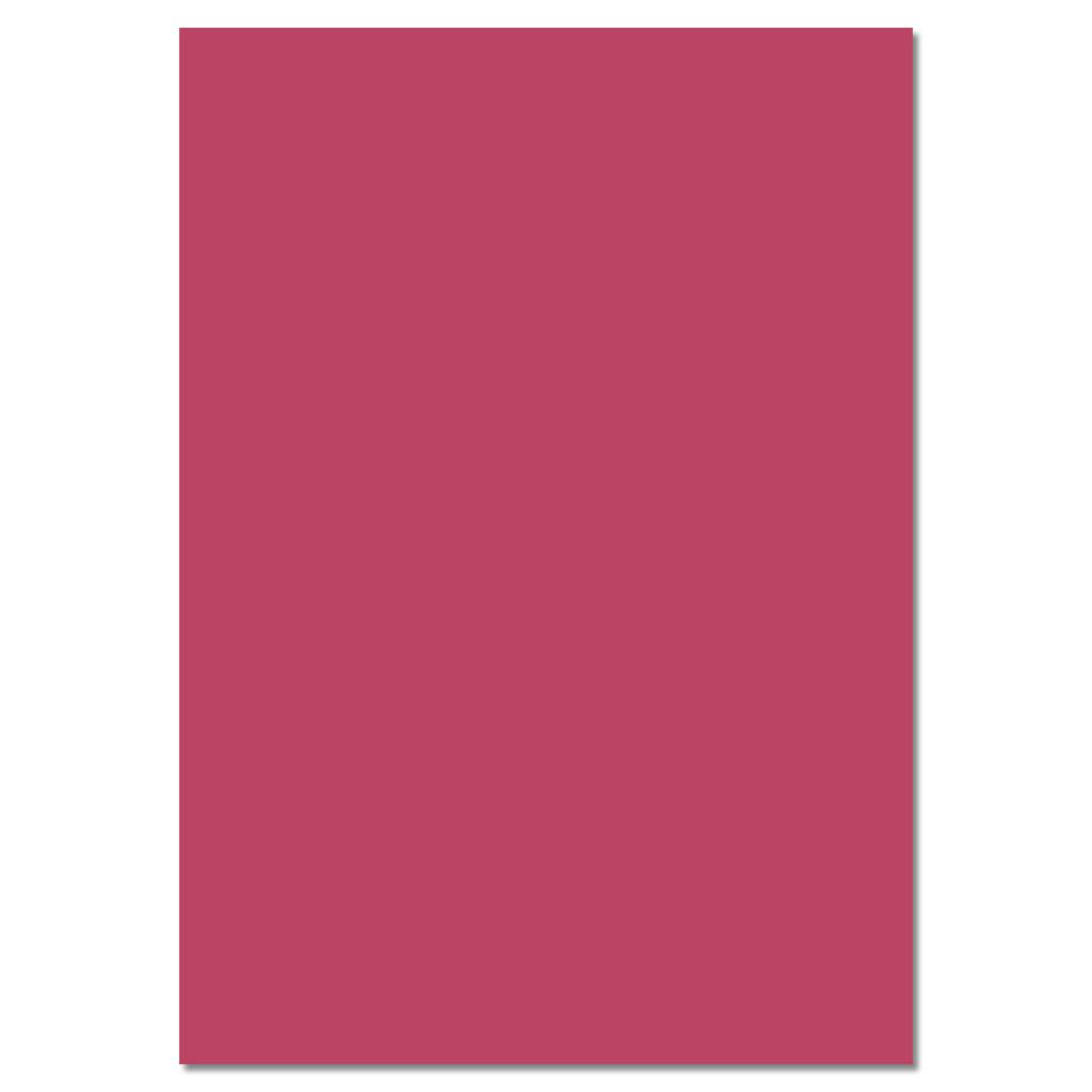 Tonzeichenpapier 130g/m² wein-/dunkelrot