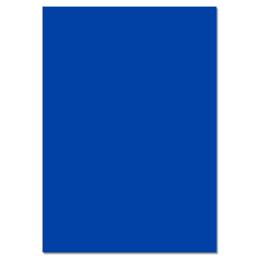 Tonzeichenpapier 130g/m² - ultramarin/dunkelblau