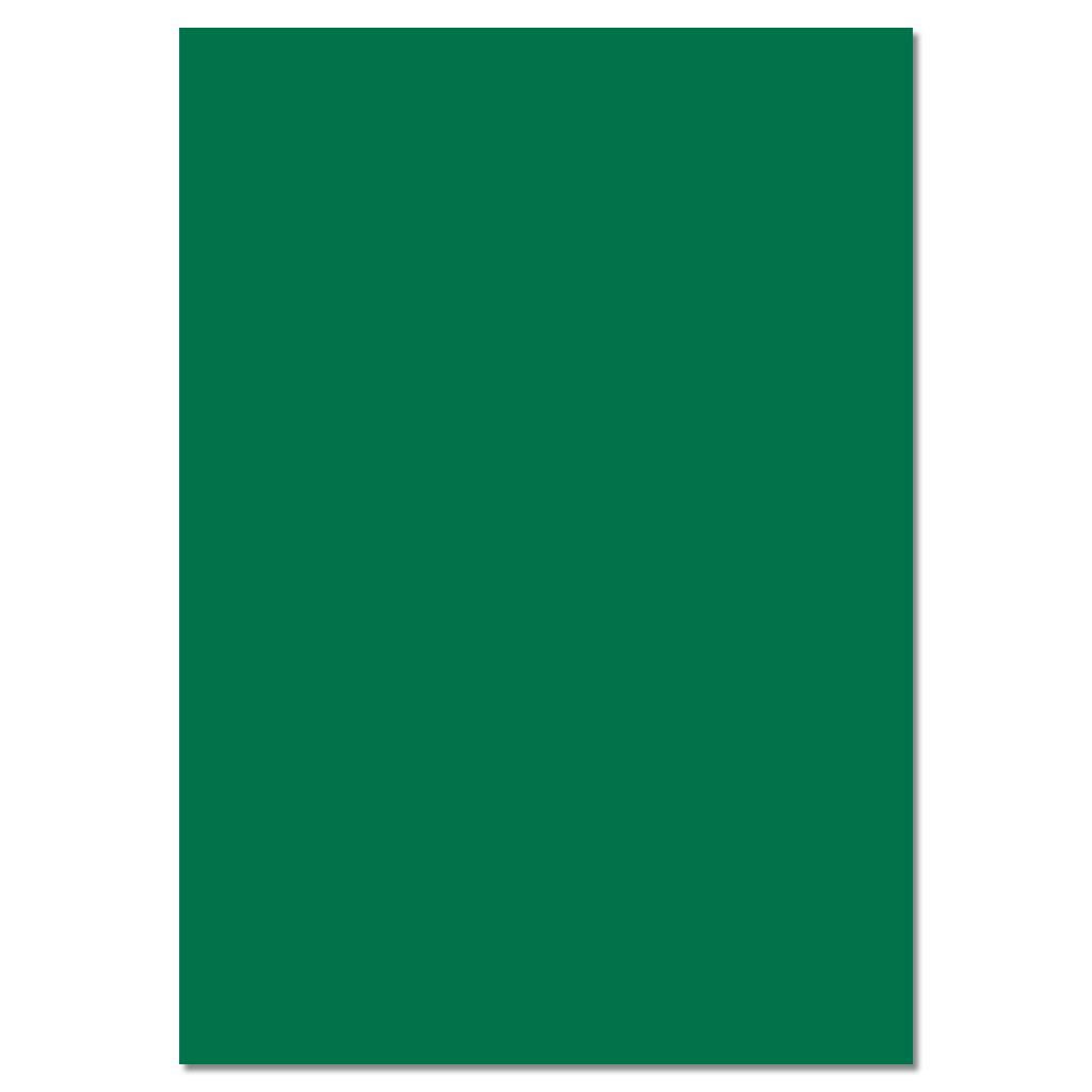 Tonzeichenpapier 130g/m² - tannengrün