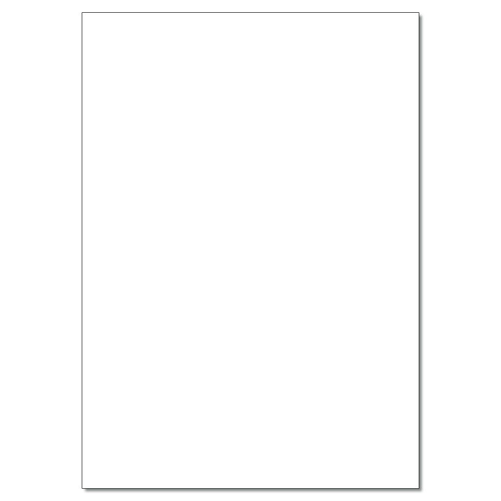 Fotokarton 300g/m² - weiß