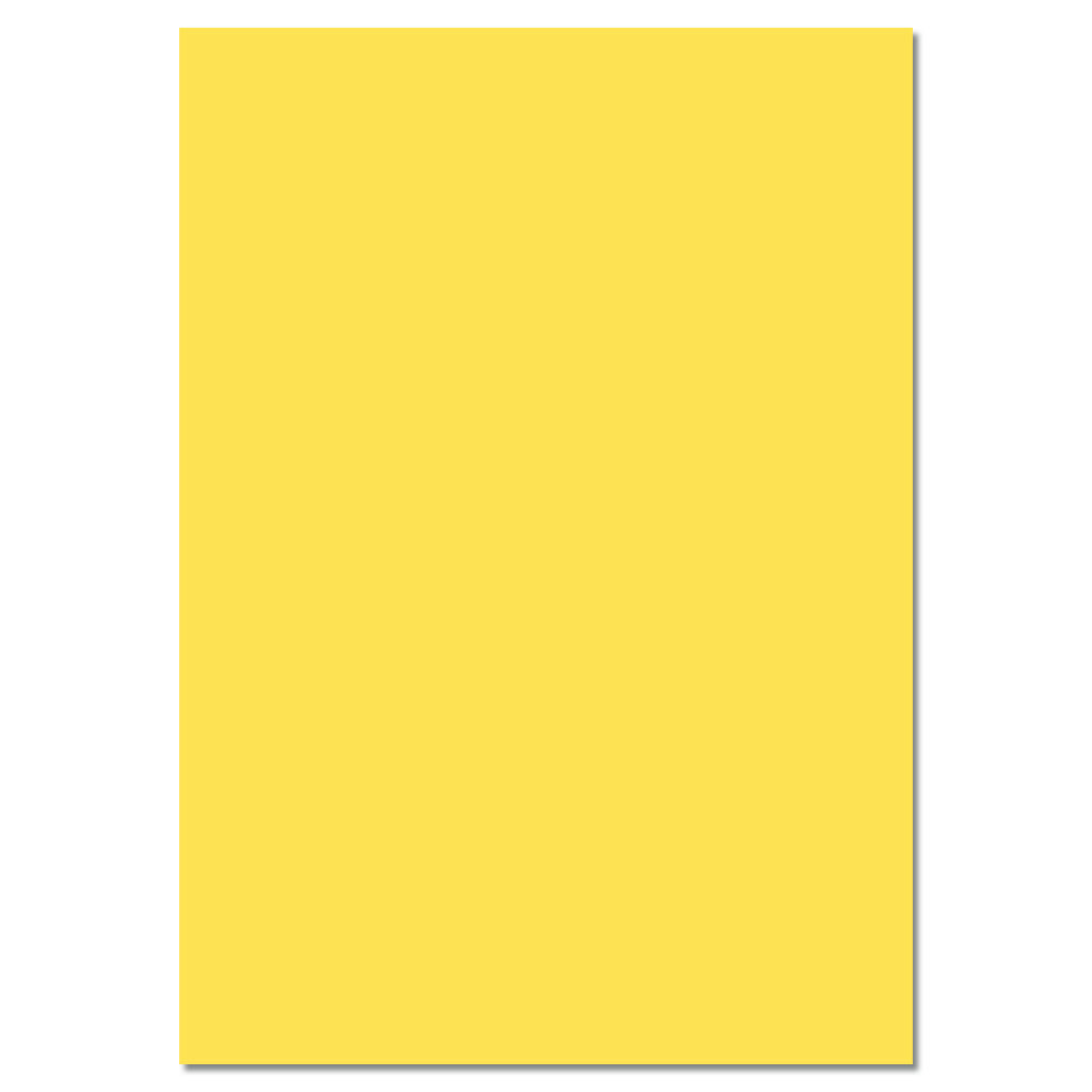Fotokarton 300g/m² - zitronengelb