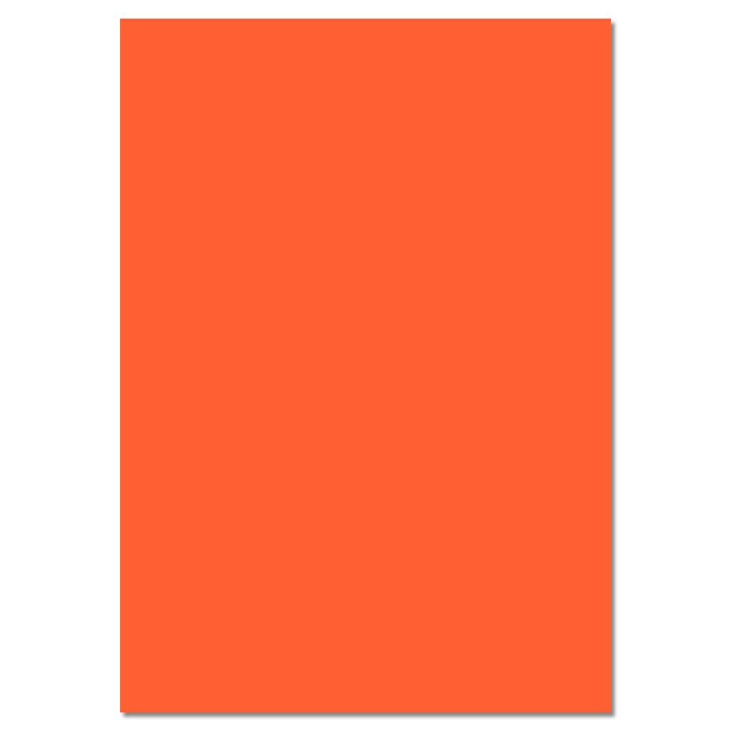 Fotokarton 220g/m² - orange