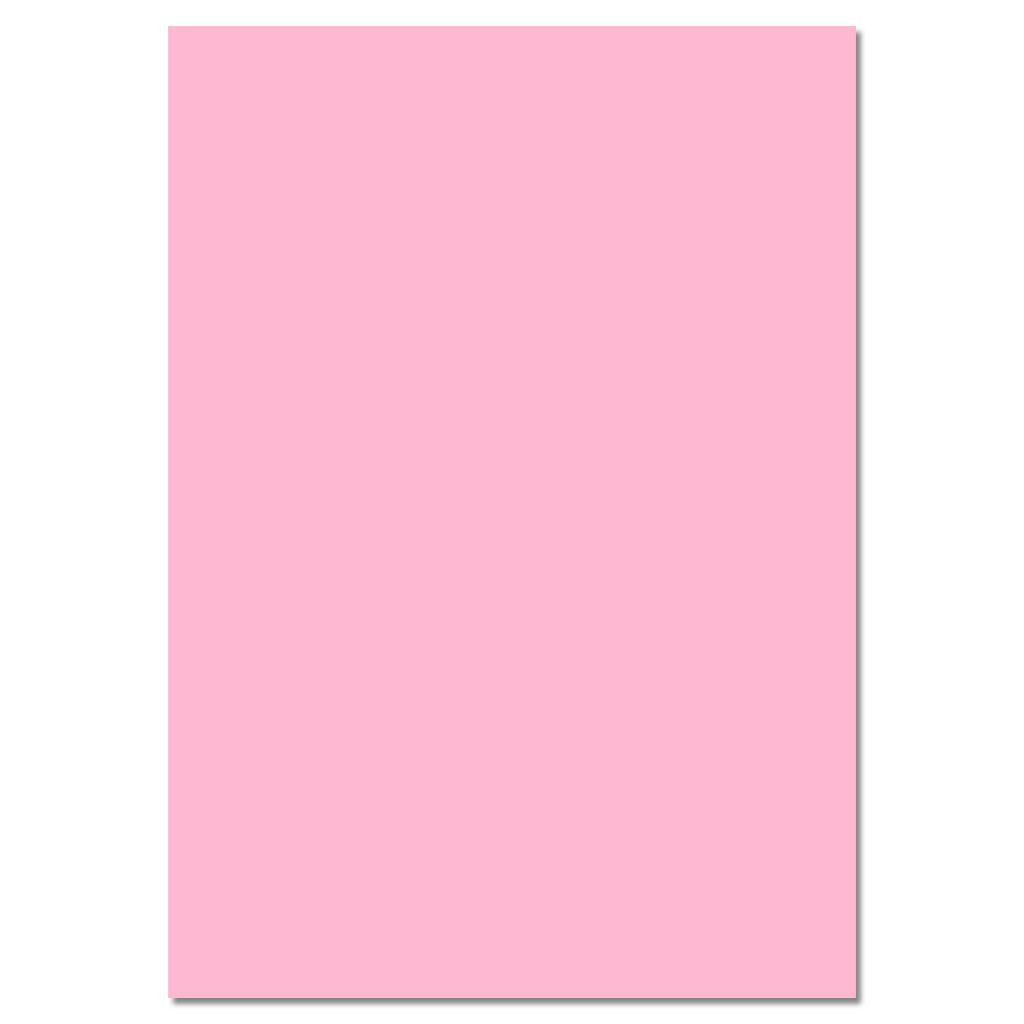 Fotokarton 220g/m² - rosa