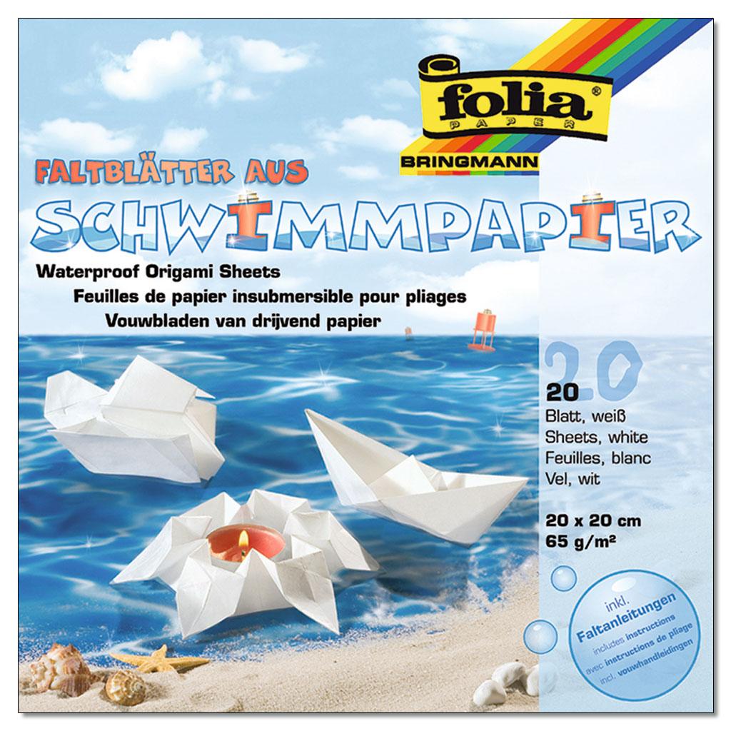 Schwimmpapier